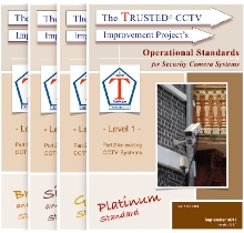 Latest version of the TRUSTED CCTV Operational Standards now available from the TRUSTED E-Shop